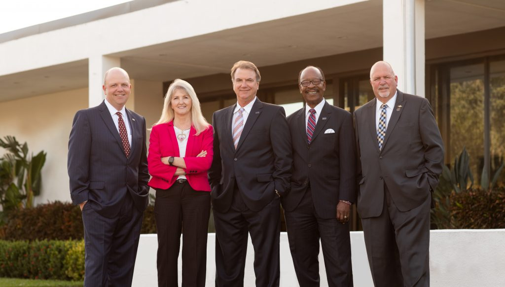 2020 City of Winter Haven Commissioners
