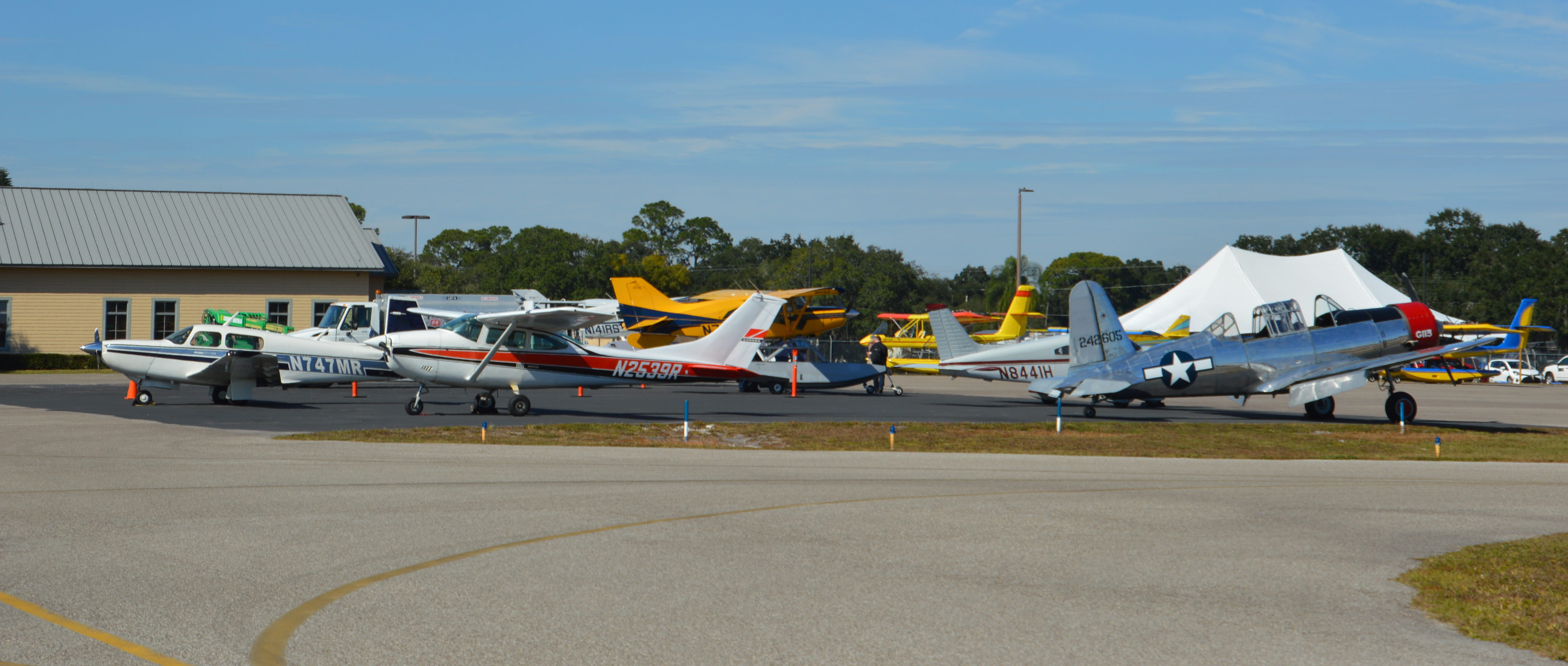 airport city of winter haven