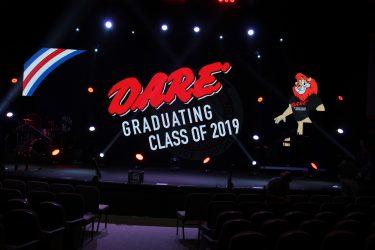 DARE Graduation Banner