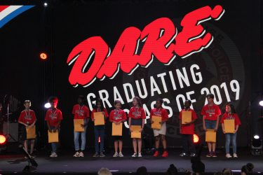 DARE Essay Winners - Ten fifth graders