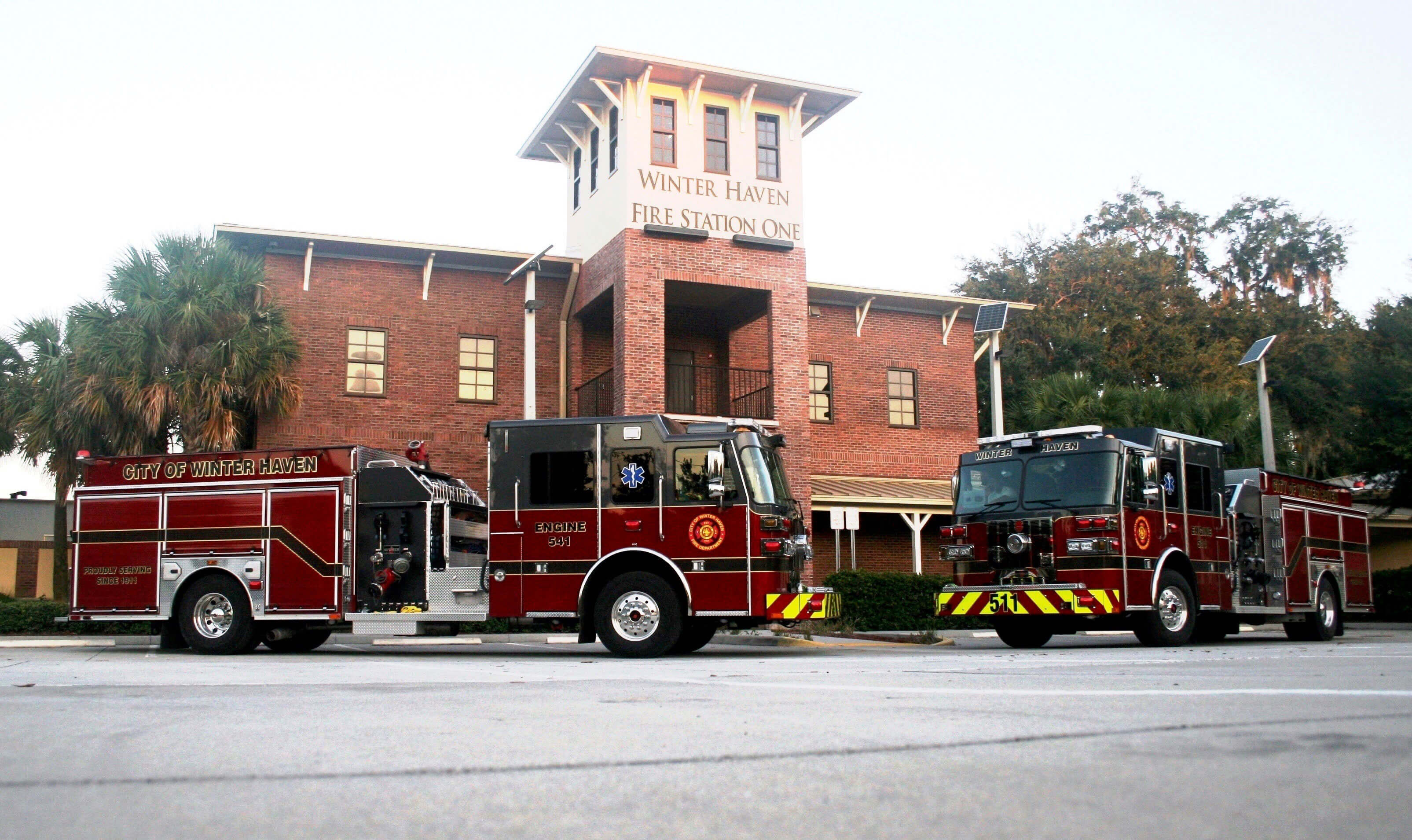 Fire Department City Of Winter Haven