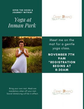 WH Yoga in the Park